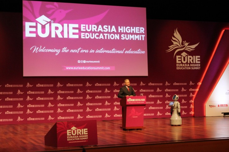 4TH EURIE EURASIA HIGHER EDUCATION SUMMIT
