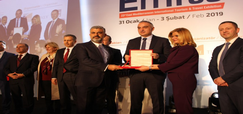 ISTTA was awarded in EMITT 2019