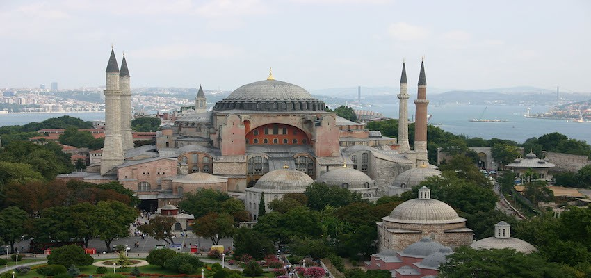 Most Visited 8th city of the world; Istanbul